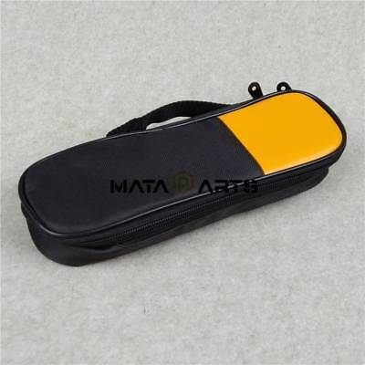 1pc Carry Soft Casebag For Fluke Hioki Sanwa Uni-t Kyoritsu Mastech Clamp Meter