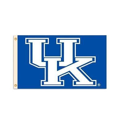 Kentucky Wildcats 3' x 5' Collegiate Licensed Annin Flag wit