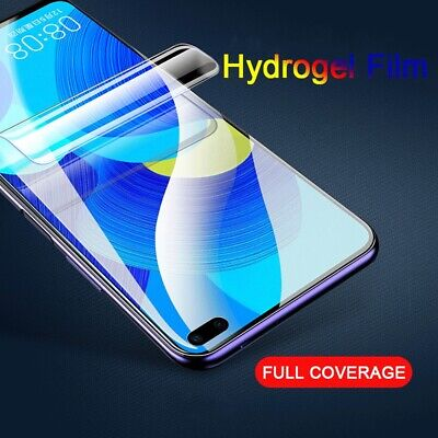 For Samsung S10 Plus S8 S9 S10+ PET Soft Hydrogel Screen Protector Screen Film