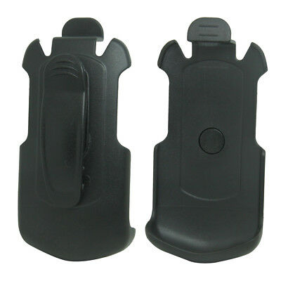 For Sprint Kyocera DuraXTP E4281 Black Swivel Belt Clip Holster Case