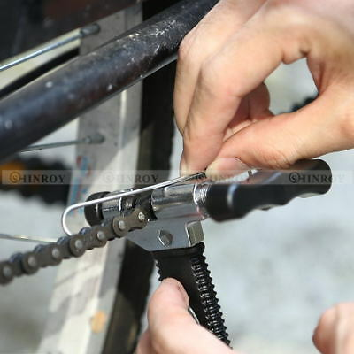 Bicycle Bike Chain Pin Remover and Quick Link Tool Breaker Splitter M5H4