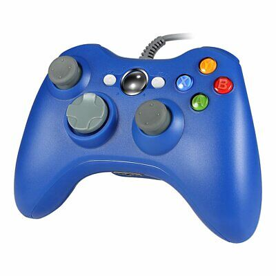 Wired USB GamePad Game Controller For Microsoft Xbox 360 Con