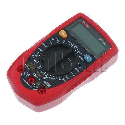 Ut33d Original New Uni-t Digital Multimeter Acdc