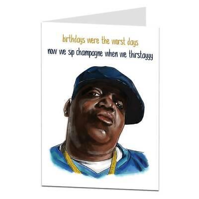 Funny Birthday Card For Men Women Him Her Boyfriend Girlfriend Best