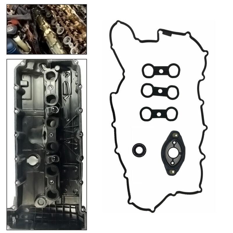 VALVE COVER GASKET KIT SET 11127582245 NEW FOR BMW E60 E82 E88 E90 E91 E92 E93 X3 X5 Z4 3.0L