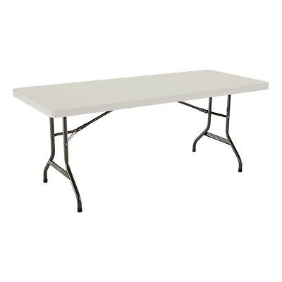 6ft White Folding Tables - Ex Rio Olympic Games - Commercial Quality