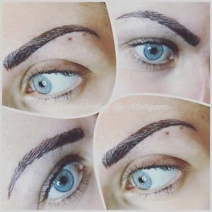 MICROBLADING EYEBROWS ($279 holiday special) Kitchener / Waterloo Kitchener Area image 4