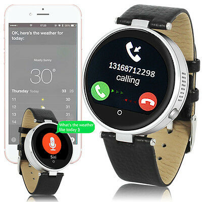 Indigi Bluetooth 4.0 Smart Watch Wrist Watch Siri For all iOS iPhone 6s 6s plus