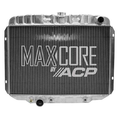 For Ford Mustang 1967-1970 ACP FM-ER207 MaxCore Aluminum 2 Row Radiator