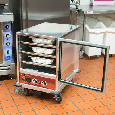 Avantco Half Size Non-insulated Heated Holding Proofing Cabinet With Clear Door