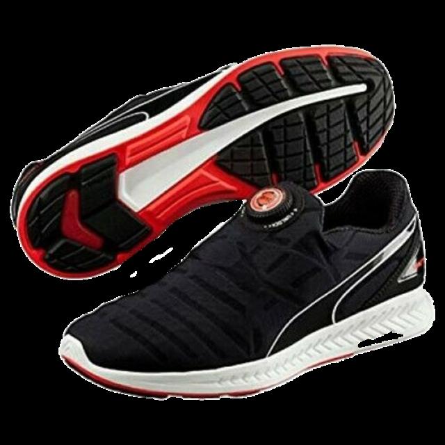 Black PUMA Disc Blaze Sneakers for Men
