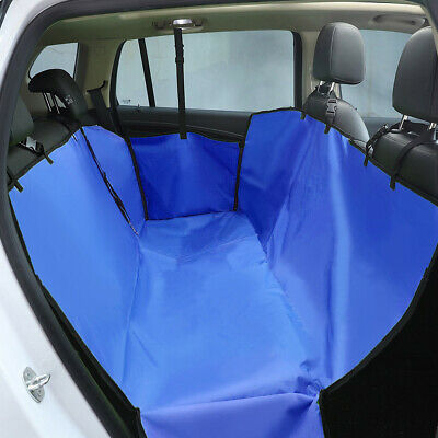 Car Rear Back Seat Cover Pet Dog Cat Auto Protector Waterproof Hammock Mat US
