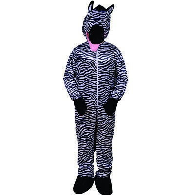 Sweet Striped Zebra Costume for Kids and Adults By Dress up America - Zebra Costumes For Adults