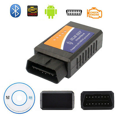 ELM327 WiFi OBD2 Auto Diagnose-Scanner Scan-Tool für iPhone iOS Android PC Neu
