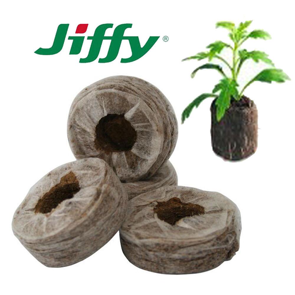 JIFFY 41mm 10 pieces pcs blocks disks torba pressed germination and cuttings