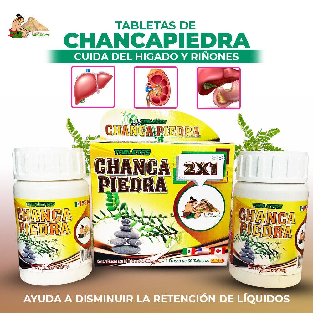 Chancapiedra suplemento natural limpia y desintoxica el higado y los riñores