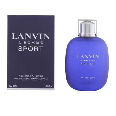 Perfume Lanvin hombre LANVIN L'HOMME SPORT edt vaporizador 100 ml segunda mano  España