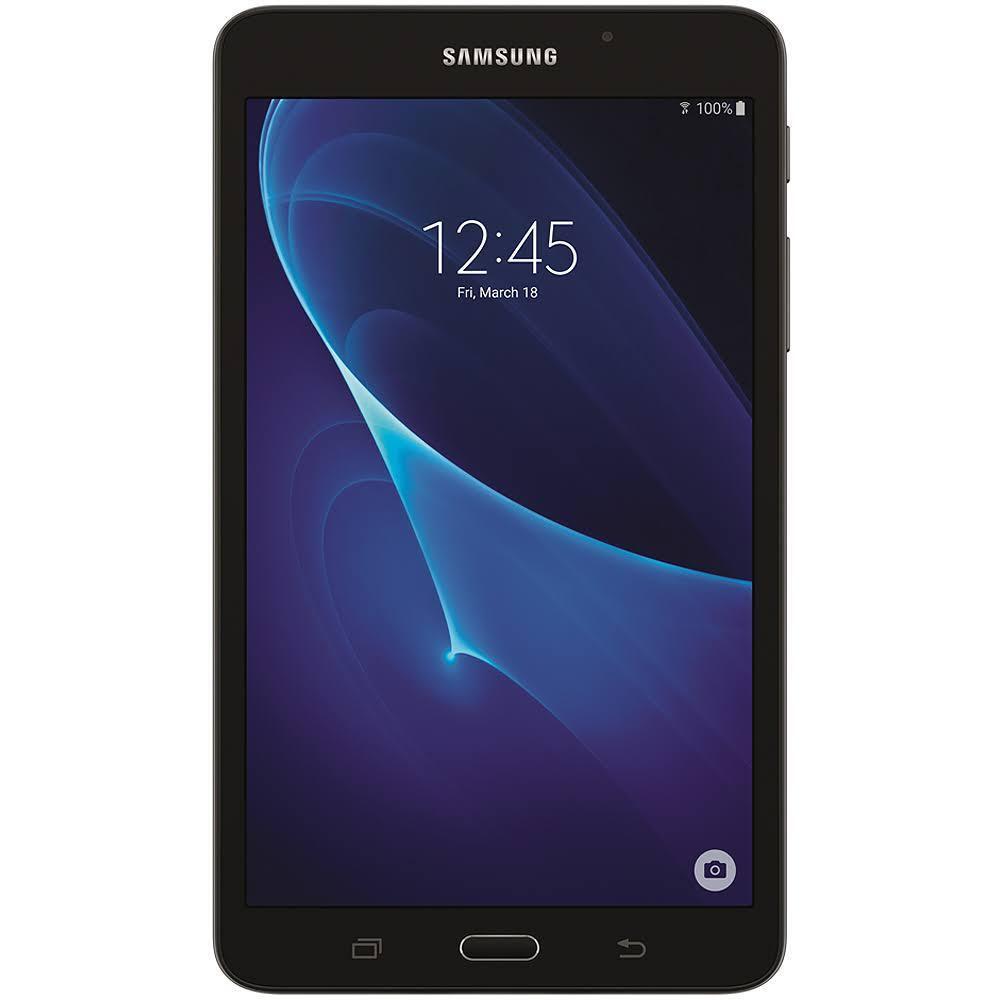 "Samsung Galaxy Tab A 7""; 8 Gb Wifi Tablet (Black) Sm-t280nzkaxar 9"