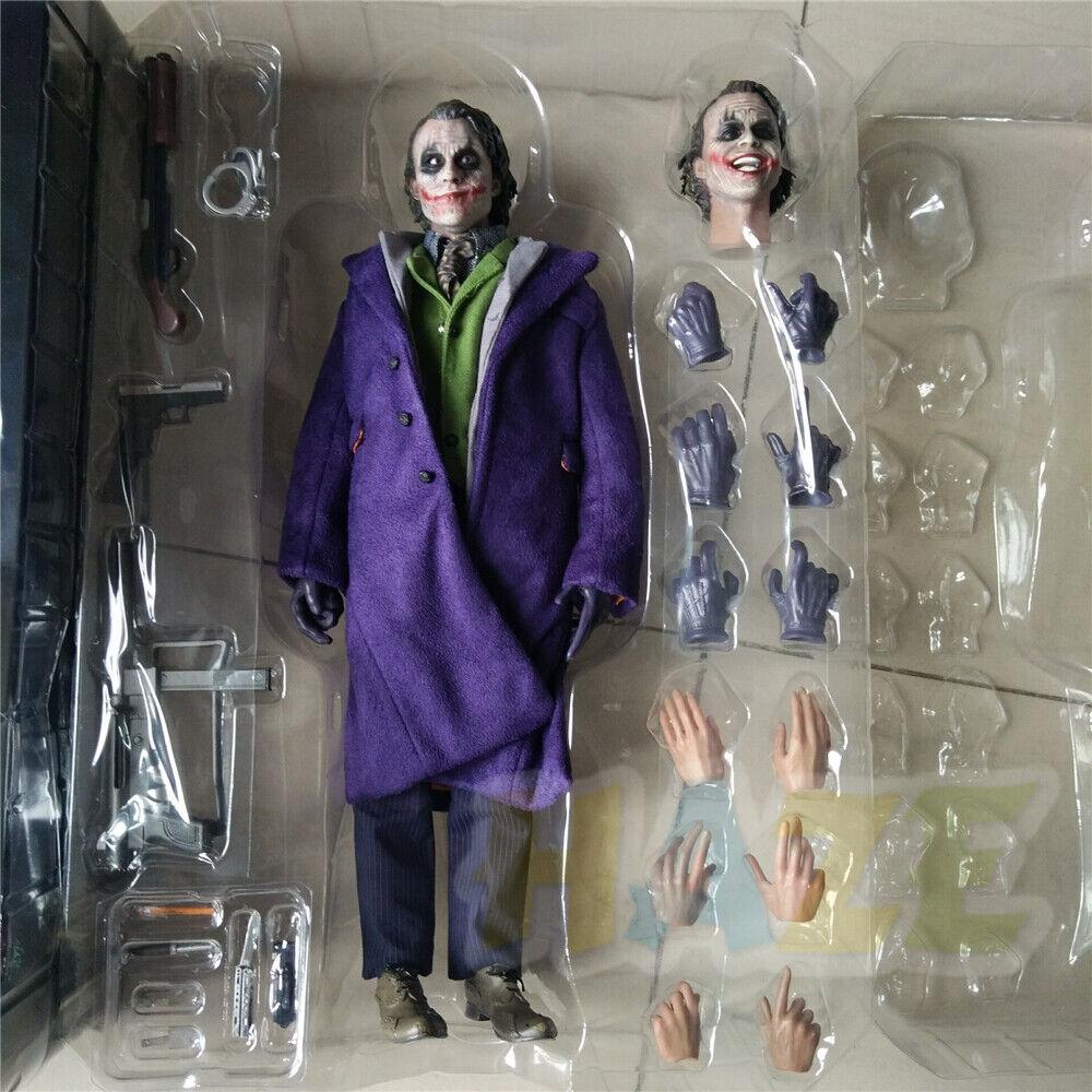 DC Batman Le Chevalier Noir Joker Q Ver Figurine Modèle Jouets Collection 4/'/'