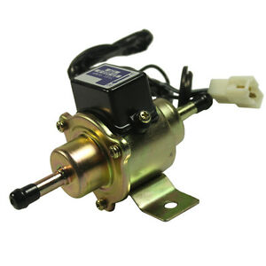New 12v Universal Low Pressure Gas Sel Electric Fuel Pump