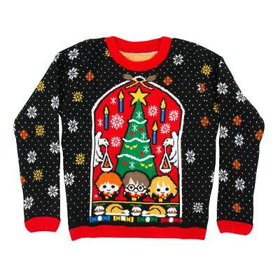 Official Numskull Harry Potter Great Hall Kids Christmas Jumper - Age 5-6 New