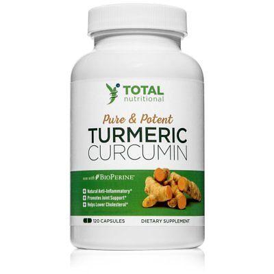Turmeric Curcumin Extra Strength 700mg with Bioperine Black Pepper | FAST SHIP!
