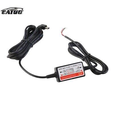 New Car Dvr Power Supply Box Dedicated Sale Hot Module Step-down 5 To 24 - V 12