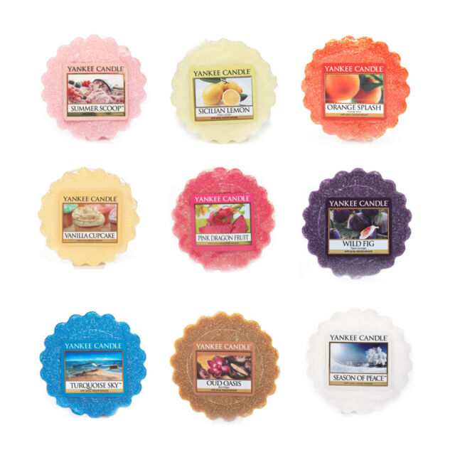 Yankee Candle 1x Wax Tart: You Choose Scent FREE P+P
