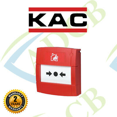 RED 680 OHM MUS1A-R680SG-01 KAC CALL POINT