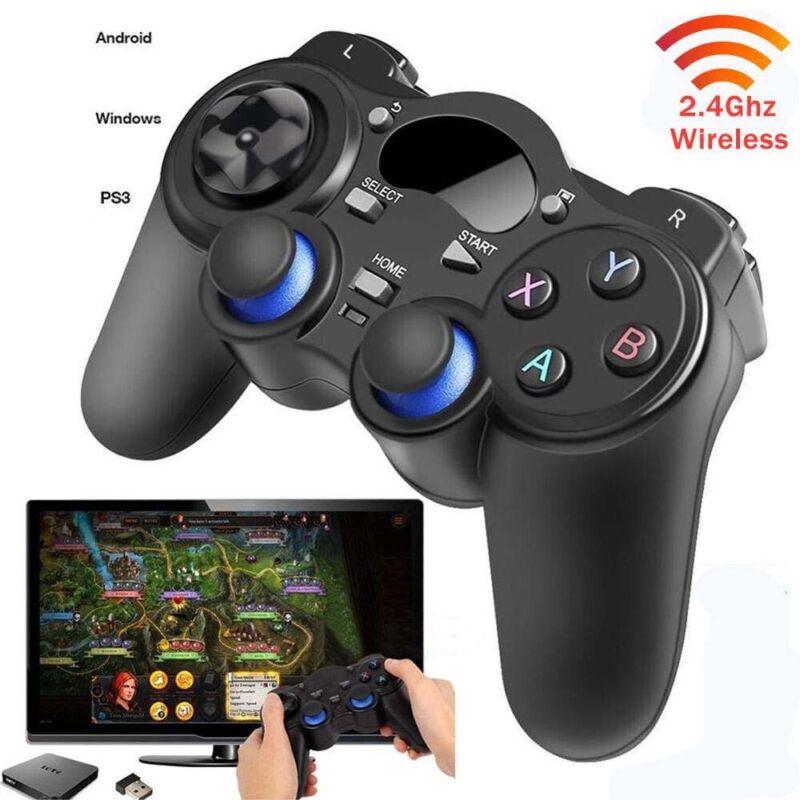 Laptop Windows - USB Wireless Gaming Controller Gamepad PC Laptop Computers Windows XP/7/8/10 AU