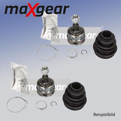 2 x MAXGEAR 49-0221 Gelenksatz Antriebswelle Gelenkwelle