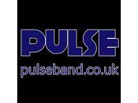 Pulse Wedding Band Glasgow Showcase
