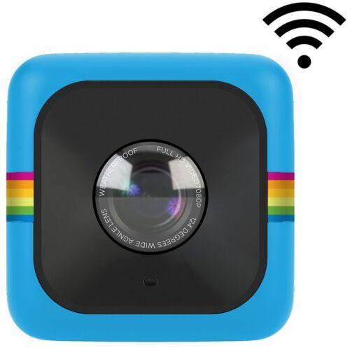 Polaroid Cube+ 1440p Mini Lifestyle Action Camera with Wi-Fi