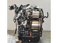 Audi A3 1.6 TDI Diesel 77kw 2013 BARE ENGINE CLH
