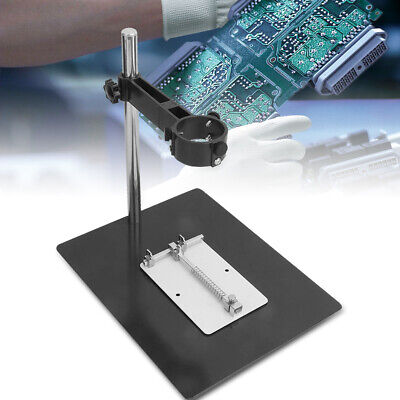 Hot Air Heat Gun Bracket Clamp Holder Soldering Repair Platform With Chassis