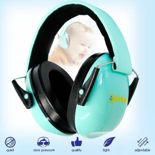 Childrens Safety Earmuffs by Quindea Loud Noise Cancelling Ear