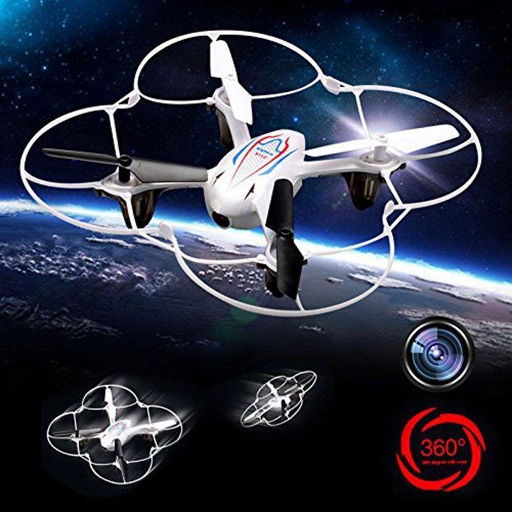 SYMA X11C RTF Mini Drone HD Camera RC 360° Quadcopter 4CH 6 Axis 2.4Ghz LED