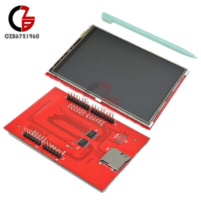 3.5 Inch 480x320 Tft Lcd Touch Screen Display Board For Arduino Uno R3 Mega2560