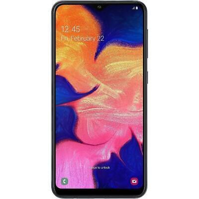 "Samsung Galaxy A10E SM-A102WZKAXAC 5.83"" 32GB Black Smartphone"