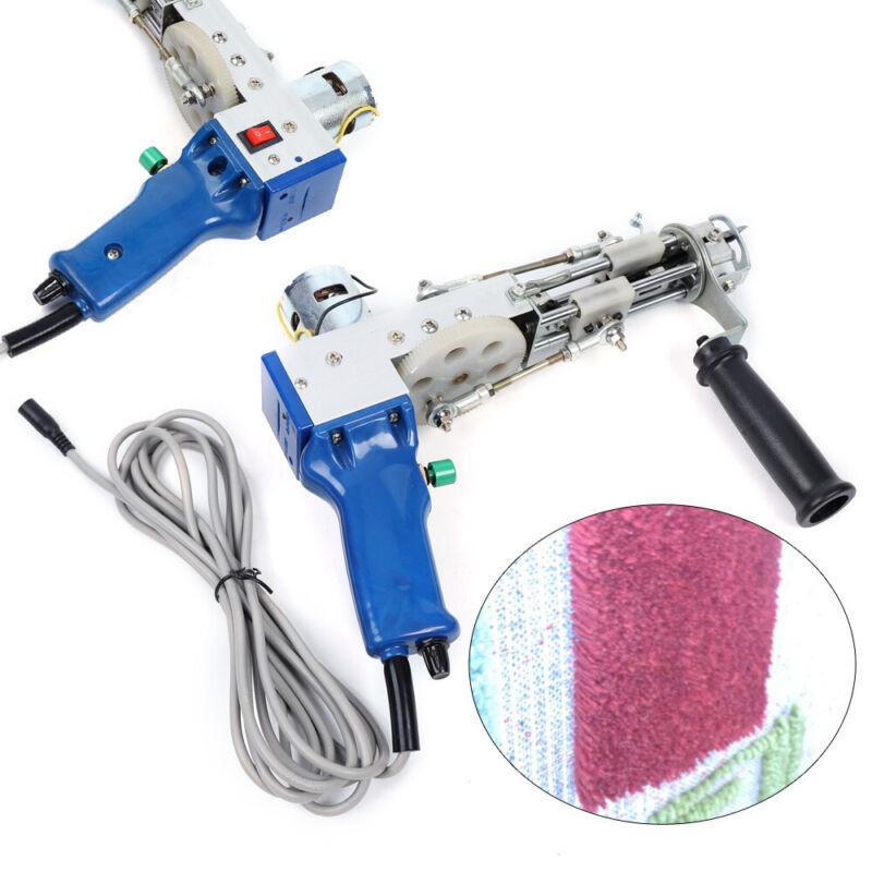 Electric Carpet Weaving Flocking Machine Handheld Knitting Rug Gun Machine 110V