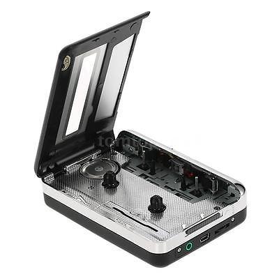 Ezcap Walkman Cassette Music Player Tape-to-PC Digital USB Capture w/Earphone