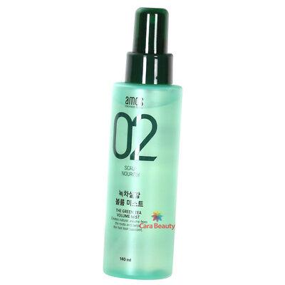 amos THE GREEN TEA VOLUME MIST 140ml / No scalp stimulation Volume styling mist