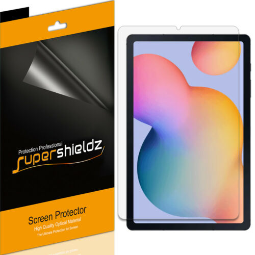 3X Supershieldz Clear Screen Protector for Samsung Galaxy Tab S6 Lite 10.4 inch