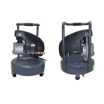 2HP Pancake Portable Air Compressor - 4 Gal, 4 CFM @ 90 PSI