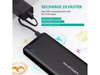 Portable Charger RAVPower 26800mAh Power Bank