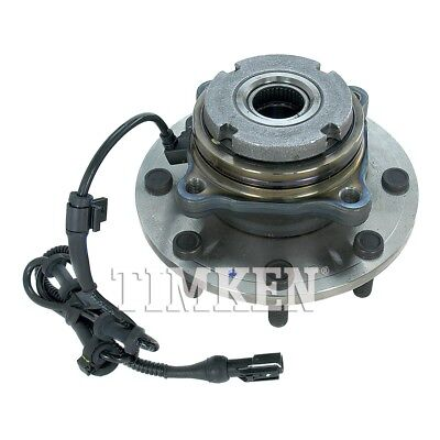 Wheel Bearing and Hub Assembly-4 X 4, 4-Wheel ABS Front Timken HA590425