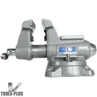 "Wilton 28810 Wilton Mechanics Pro Vise 4-1/2"" New"