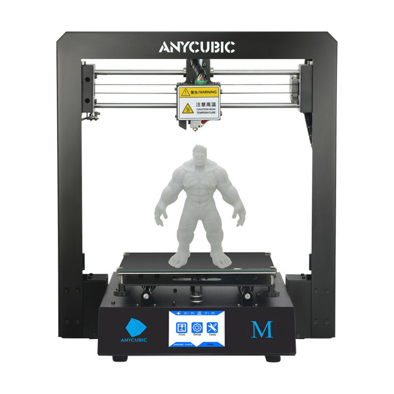 Anycubic Used 3D Printer Mega-S No PLA