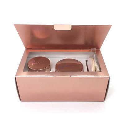 [MISSHA] Glow Tension Miniature Kit Sample - 1Pack (3item) #Sand / Free Gift