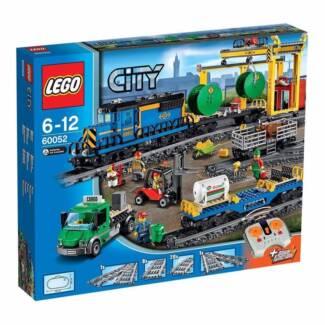 LEGO City 60052: Cargo Train *BNIB* Cherrybrook Hornsby Area Preview